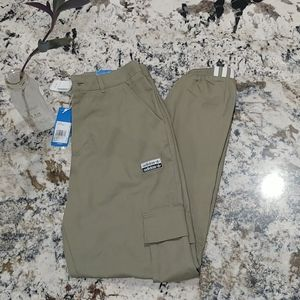 Adidas cargo pants NWT